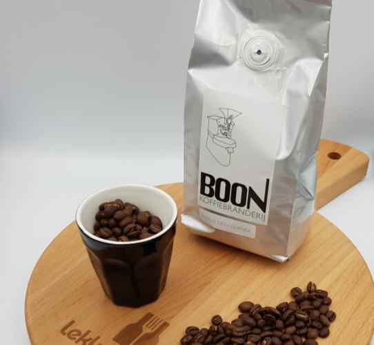 Lekker Uniek: Koffiebonen