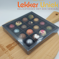 Le cacao : ambachtelijke chocolaterie